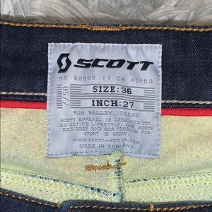 Scott Denim Stretch Ladies Motorcycle Jeans